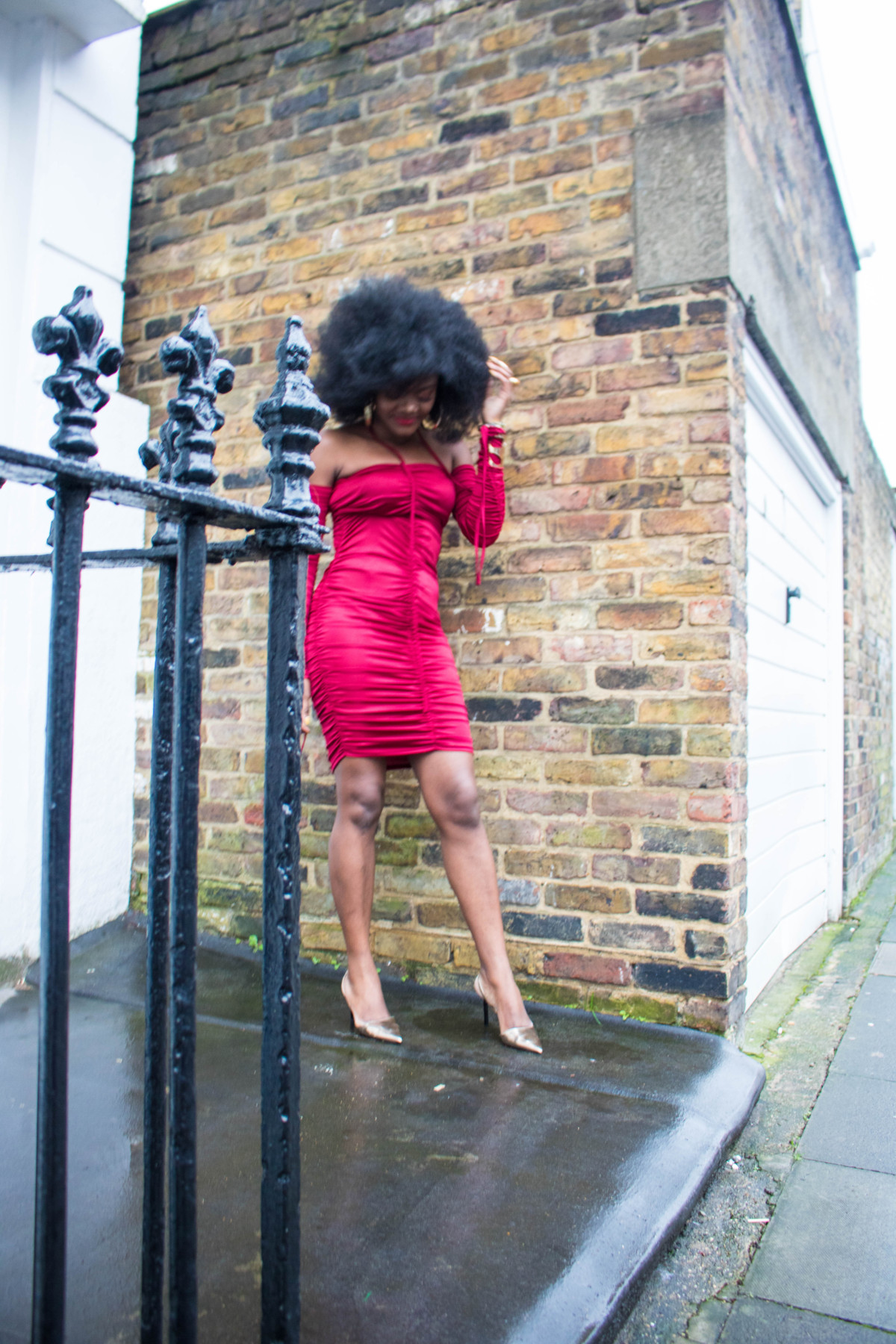 Collaboration with to save: Styling a Bodycon dress