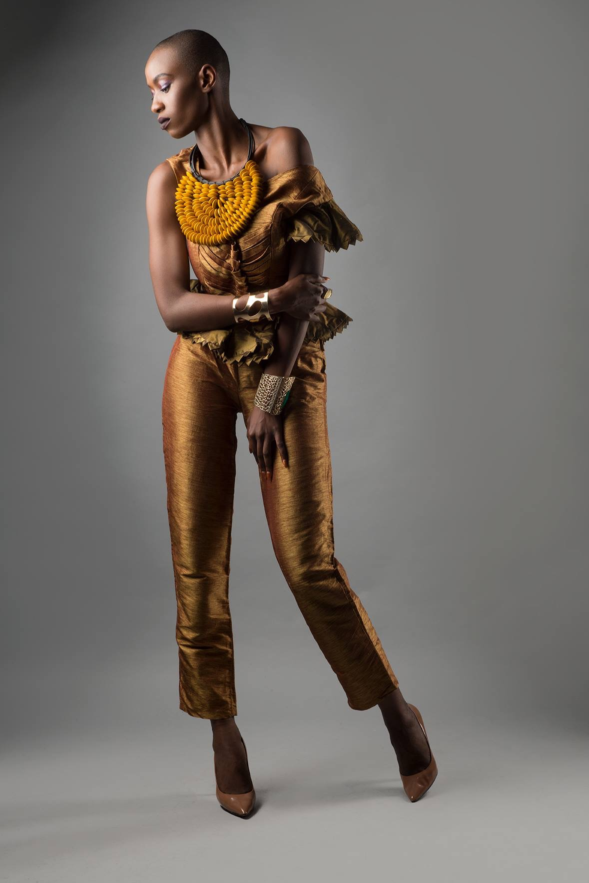 Styling for FASHION4AFRICA
