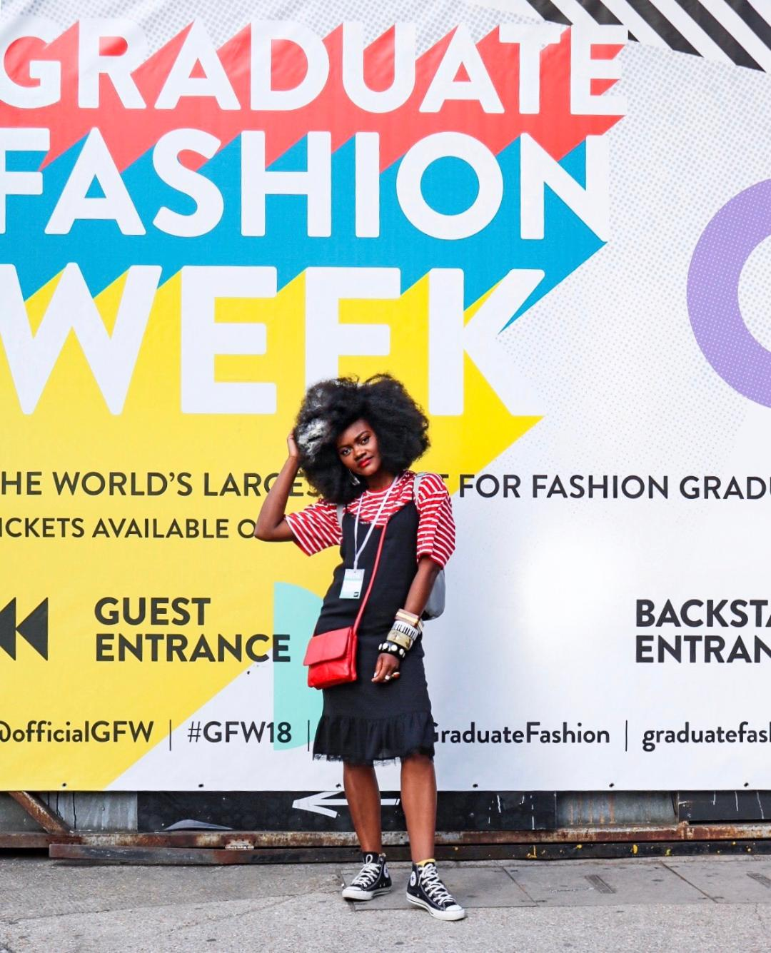 graduate fashion week 2018