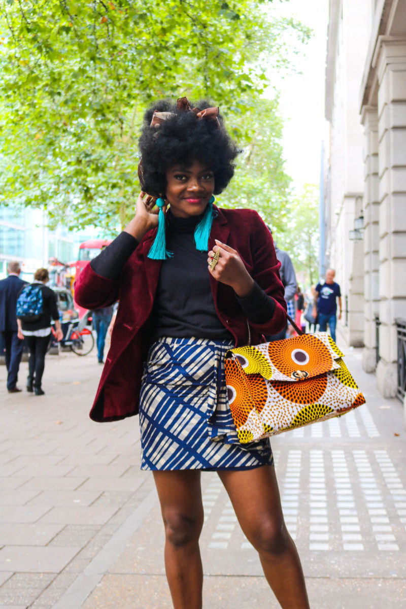 How to wear African prints for all seasons