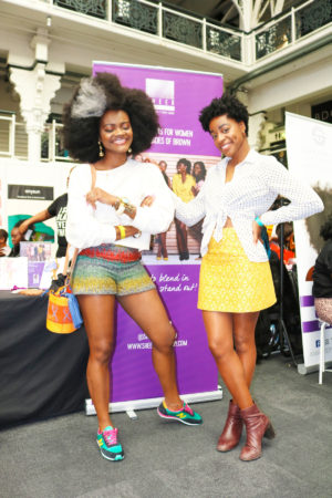 Afro hair Live with Sheer Chemistry